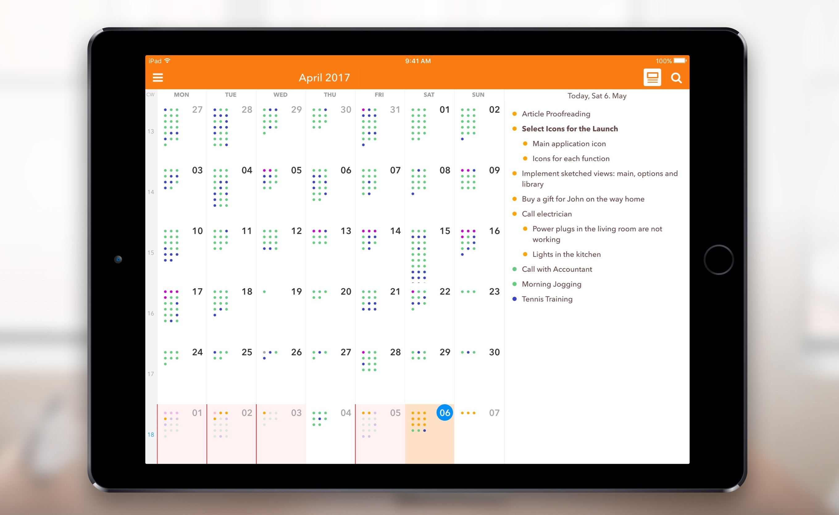 photo image NotePlan Calendar + Markdown + Notes Comes to iOS